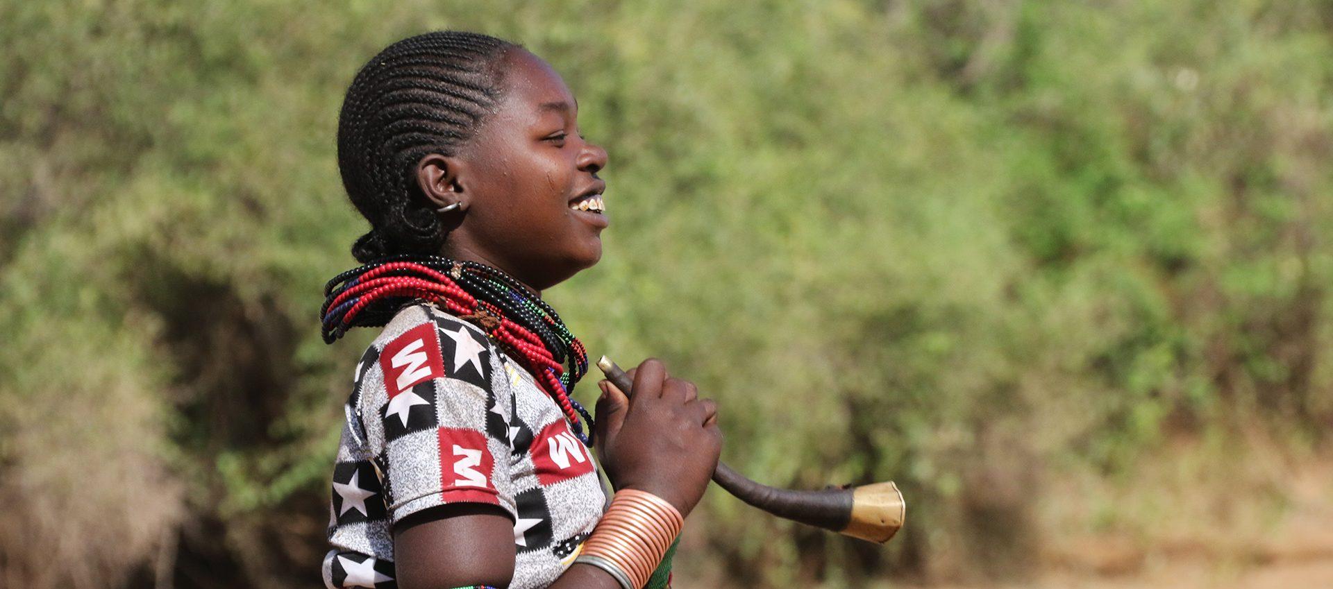 ETIOPIA: le tribù della Valle dell'Omo