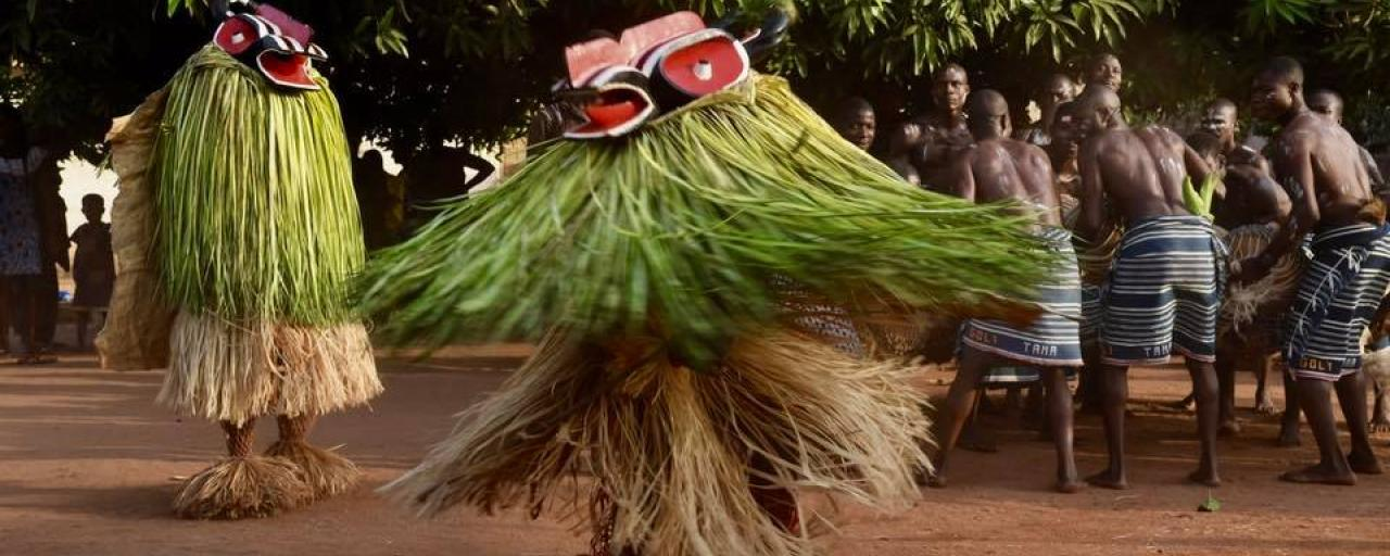 COSTA D'AVORIO: La terra delle maschere tribali