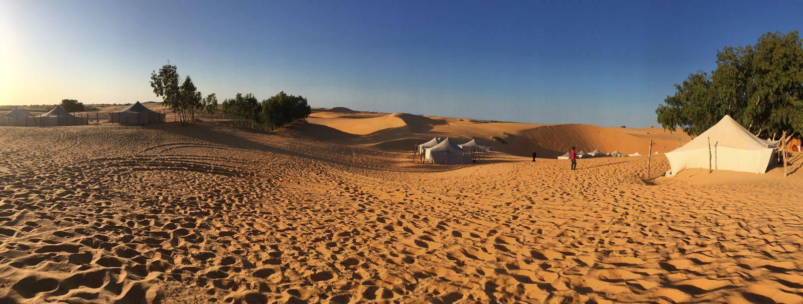 MAURITANIA: Dune e oasi