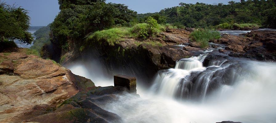 Parco Nazionale delle Cascate Murchison in Uganda