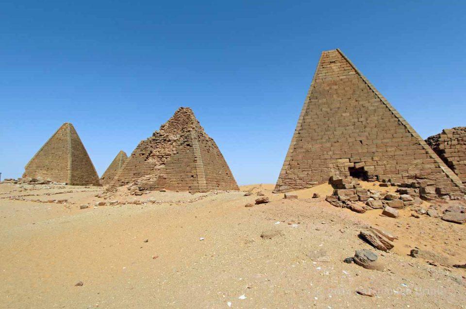 Jebel Barkal a jewel in the Sudan desert