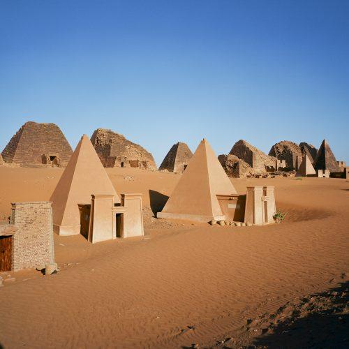 SUDAN: Tesori nascosti nel deserto