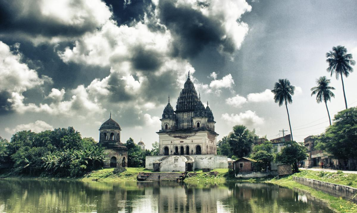bangladesh puthia tempio