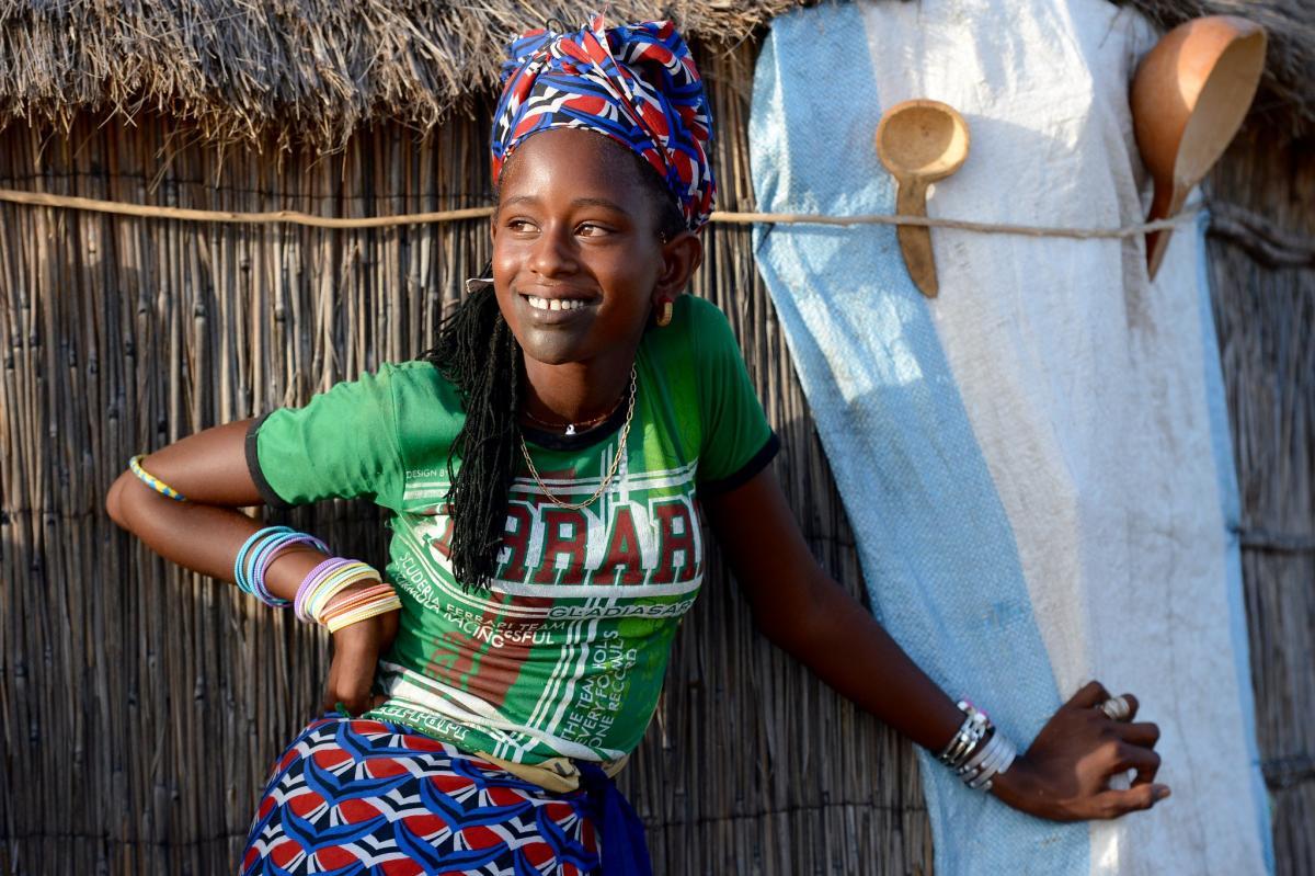 senegal fulani